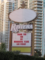 Riviera Hotel LV photo credit Diana Serafini