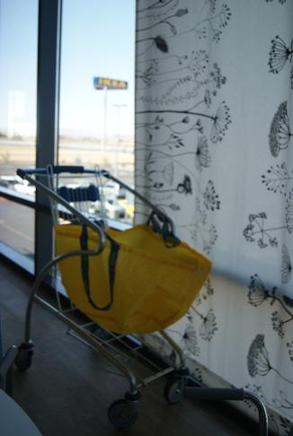 Textile Ikea Las Vegas, NV. phot credit Diana Serafini serafiniamelia.me