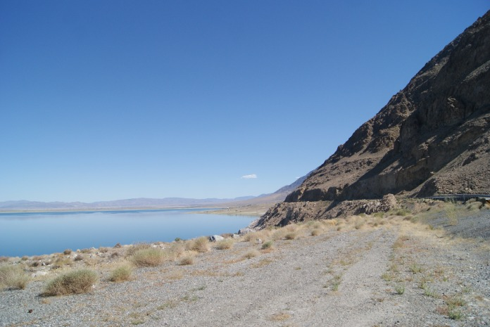 Surreal Colors, Walker Lake, NV photo credit Diana Serafini (2)