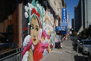 Chinatown SF by Diana Serafinii