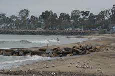 SoCal seascape photo by Diana Serafini