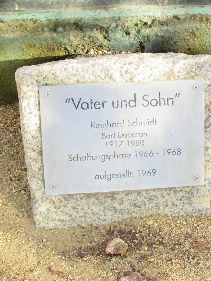 "Vater und Sohn"", Martin Wetzel 12 by Diana Serafini"