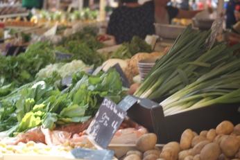 Marche aux Fleurs Cours Saleya Market ( 1 ) photography by Diana Serafini