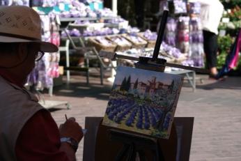 Marche aux Fleurs Cours Saleya Market ( 8 ) photography by Diana Serafini